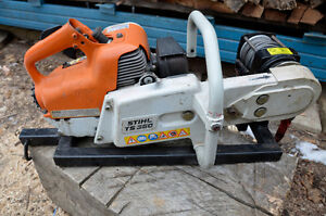 PORTABLE  CHAINSAW  WINCH