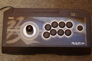 HRAP 4 Kai Fightstick for PS4/PS3/PC