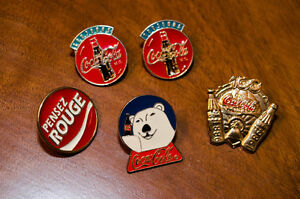PINS COCA-COLA COKE