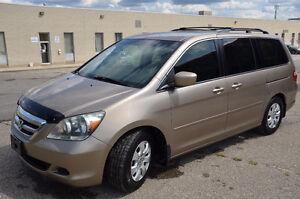 2008 Honda Odyssey EXL Wagon