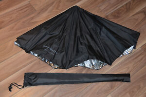 Support et toile parapluie photo - umbrella support and material West Island Greater Montréal image 5
