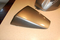 Solo Seat Cowl for 2008 VFR 800 Interceptor Sword Silver