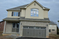 4 BR 2-1/2Bath 1 Year New Losani Home in Ancaster Glen for Rent