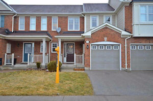 Rarely Offered Charming Mattamy Built Freehold Townhome