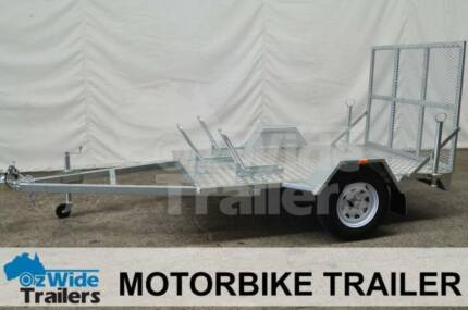Motorbike Trailer to SYDNEY HIGH QUALITY
