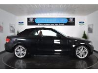 2008 BMW 1 SERIES 120I SE CONVERTIBLE PETROL