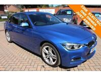 2016 16 BMW 3 SERIES 2.0 330E M SPORT 4D AUTO 181 BHP