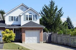 Freehold Townhouse in East Waterloo For Sale!