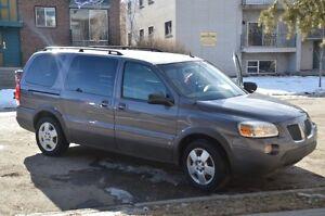 2007 Pontiac Other w/1SB Minivan, Van