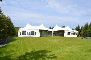 Commercial Wedding Tent & Facebooth photo booth and videobooth St. John's Newfoundland image 3
