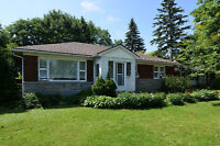 Bungalow, Pointe-Claire Sud/South, 3CAC/Bdr, close to everything