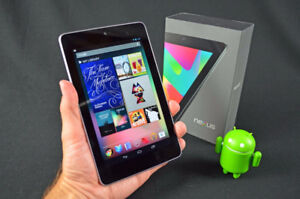 Acer Nexus 7 32GB Android Tablet with accessories