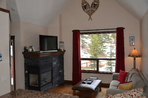 Fully furnished townhouse 3 sisters, Canmore