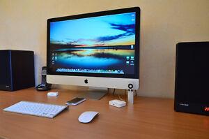 iMac 27 pouce 3.06 GHz 8GRam 2TB contre Macbook Pro