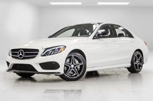 2016 Mercedes Benz C300 AMG pkg. I'LL PAY YOUR 1ST PAYMENT!