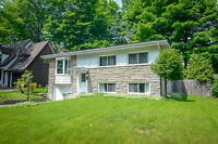 Renovated house for rent, all appliances Pierrefonds West Island