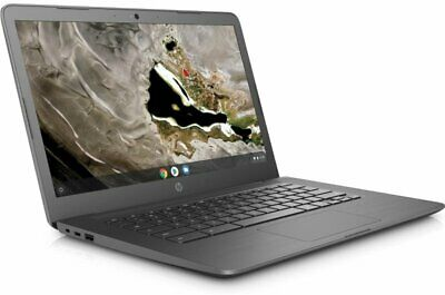 "HP Chromebook 14A G5, AMD A4-9120C APU 1.6 GHz, 4GB RAM, 32GB eMMC, 14"" Ful"