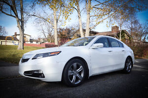 2014 Acura TL Sedan - Base Model