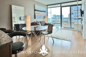 Luxury Executive Condo All Inclusive Fully furnished Yorkville
