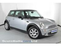 2006 56 MINI HATCH ONE 1.6 ONE SEVEN 3D 89 BHP
