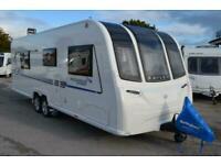 2020 Bailey Pegasus Grande Bologna - 4 Berth - Island Bed - Sold
