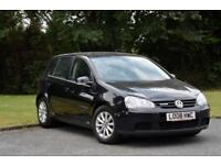 2008 08 VOLKSWAGEN GOLF 1.9 BLUEMOTION MATCH TDI 5D 103 BHP DIESEL