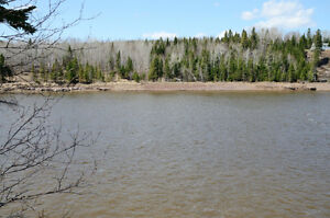 Tobique Headpond Raw Land for sale