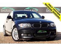 2010 59 BMW 1 SERIES 2.0 118D M SPORT 2D 141 BHP DIESEL