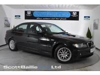 2003 03 BMW 3 SERIES 2.0 318I ES 4D 141 BHP