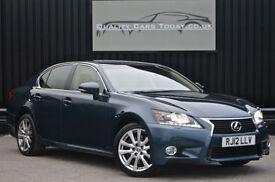 Lexus GS 250 Luxury 2.5 V6 High Specification *Meteor Blue + Ivory + Nav + etc