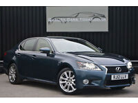 Lexus GS 250 Luxury 2.5 V6 High Specification *Meteor Blue + Ivory + Nav + etc