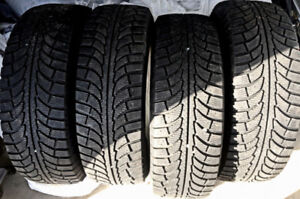 Winter Tires 235/65R17 $320