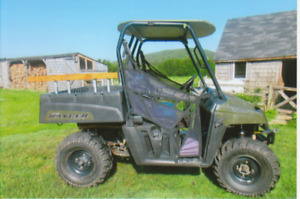 2014 Polaris Ranger Side-by-side ATV
