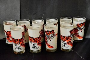 """ESSO """"Tiger in Your Tank"""" Glasses Strathcona County Edmonton Area image 1"""
