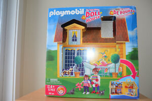 Playmobil Take Along Dollhouse