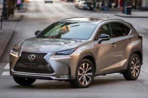 2017 Lexus NX200t Fsport3 lease take over