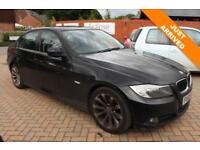 2009 09 BMW 3 SERIES 2.0 320D SE 4D 175 BHP DIESEL