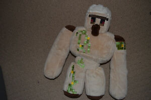 Large Minecraft Stuffed Toy