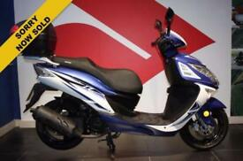 2016 16 SINNIS SHUTTLE 125CC
