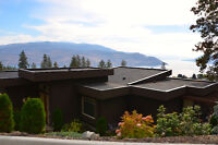 Absolutely Stunning home w/ HIGE Lake Views in Peachland BC