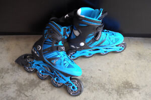 Patins à roues alignées K2 neufs pour hommes !