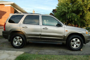 2001 Mazda Tribute LX 4x4 (as it is)