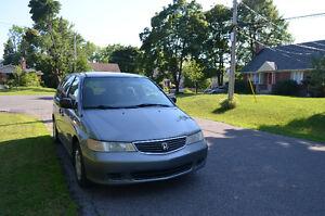 2000 Honda Odyssey LX Minivan, Van