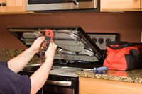 Electric Stove & Range & Repair & installations,  Wiring, Elect