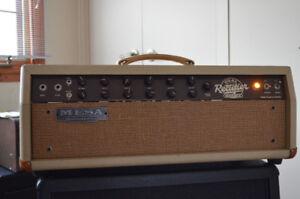 """Mesa Boogie Maverick Dual Rectifier 35 Watts Class """"A"""" Excellent"""