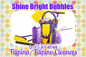 FILIPINA Cleaners Commercial/Residential service   (780-2004844) Edmonton Edmonton Area image 1