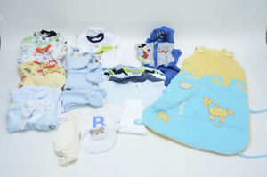 27 Pieces Baby Boy 0 to 12 Months