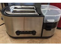 Toaster & egg cooker by Coopers