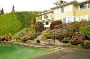 Panoramic 180 view trophy property North Shore Greater Vancouver Area image 8
