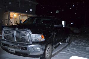 2011 Dodge Ram Laramie 3500 Double wheel